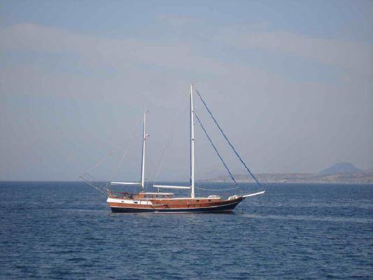 BOZBURUN TRANSOM STERN MOTORSAILER 2006 Sailboats for Sale
