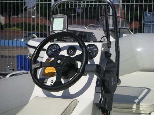 Brig Inflatables Falcon 500 S HYPALON 2006 All Boats Inflatable Boats for Sale