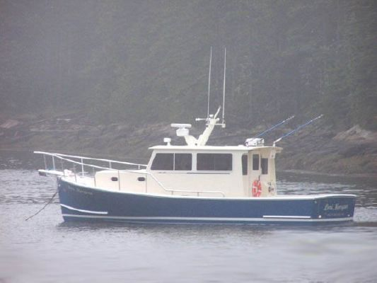 Calvin Beal Downeast Lobster Yacht 2006 Lobster Boats for Sale