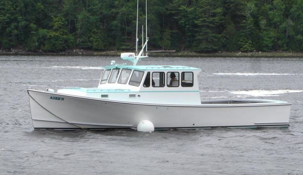 2006 Calvin Beal Lobster Yacht Downeast Cruiser - Boats Yachts for sale