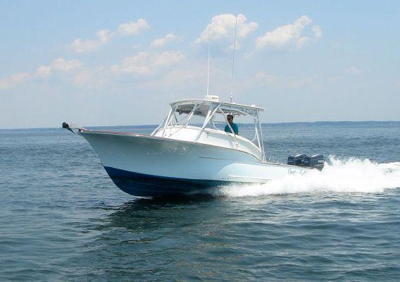 Calyber Boatworks Custom Carolina Express 2006 All Boats