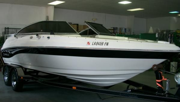 Boats for Sale & Yachts Caravelle 207 fish n ski 2006 All Boats Fish and Ski Boats