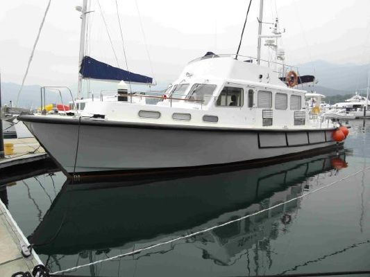 Boats for Sale & Yachts Cheoy Lee 49' Motor Yacht 2006 Cheoy Lee for Sale