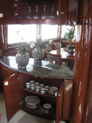Cheoy Lee 90 Bravo 2006 Cheoy Lee for Sale