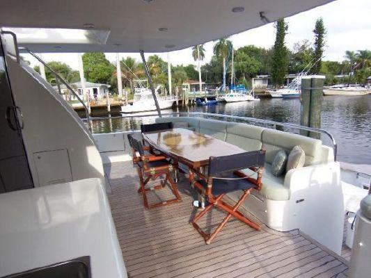 Boats for Sale & Yachts Cheoy Lee Cockpit Motoryacht 2006 Cheoy Lee for Sale