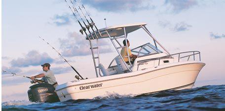 2006 clearwater 2200 wa  10 2006 Clearwater 2200 WA
