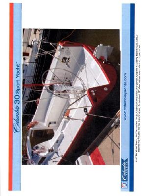 Columbia Yachts 30 2006 All Boats