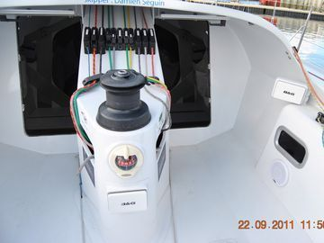 Composite marine Int CLASS 40 2006 All Boats