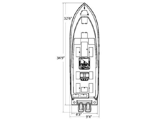 Contender 31 Cuddy 2006 Contender Powerboats for Sale