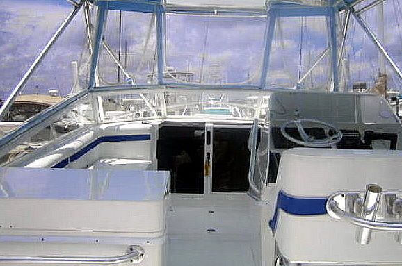 Contender 35 Side Console 2006 Contender Powerboats for Sale