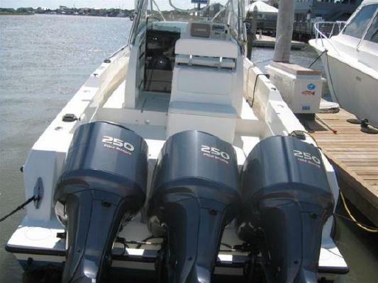 Contender 36 FA 2006 Contender Powerboats for Sale