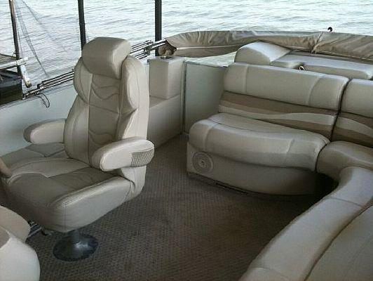 2006 CREST PONTOON BOATS Savannah LSTX - Boats Yachts for sale