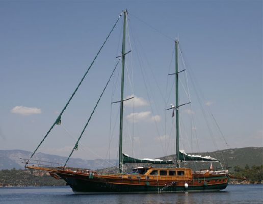 CUSTOM BUILT 30m Steel Ketch Traditional 2006 Ketch Boats for Sale