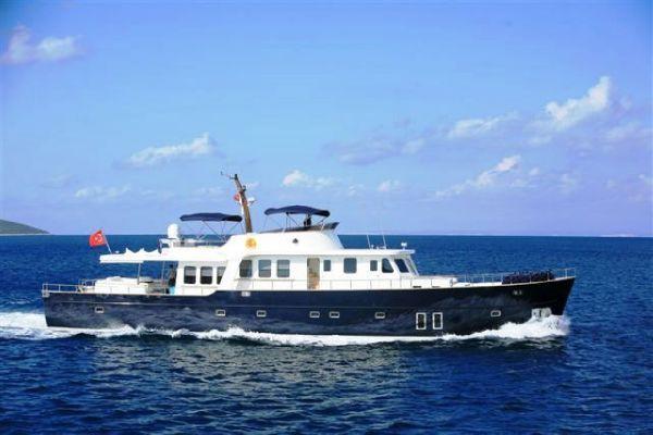 Boats for Sale & Yachts Custom Trawler 28 m Classic Trawler 2006 Trawler Boats for Sale