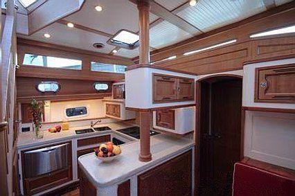 CW HOOD YACHTS Motoryacht 2006 All Boats