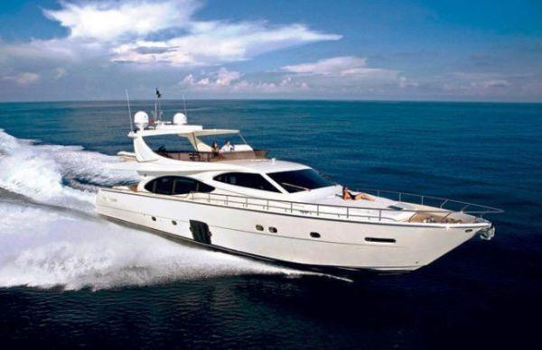Ferretti 761 2006 All Boats