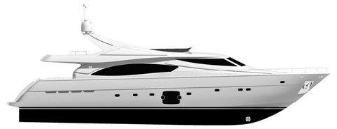 Ferretti 881 2006 All Boats