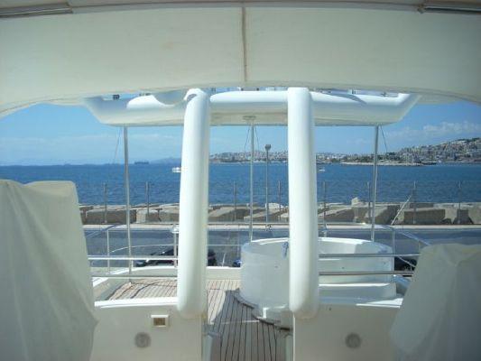 Ferretti Custom Line Navetta 31m 2006 All Boats