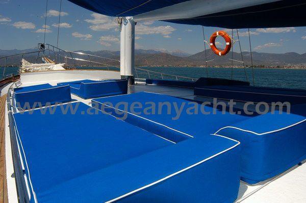 Fethiye Gulet 2006 Ketch Boats for Sale