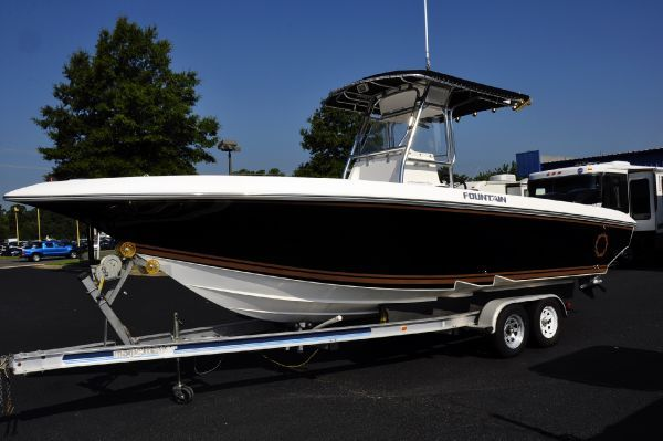 Fountain 23 Center Console 2006 Fountain Boats for Sale