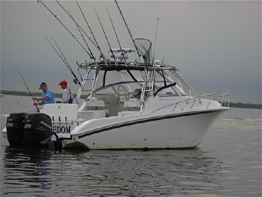 2006 Fountain 33 Sfc Sportfish Cruiser Boats Yachts For Sale