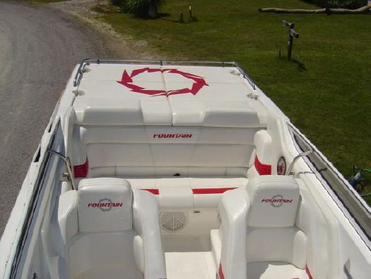 Fountain Lightning 2006 Fountain Boats for Sale