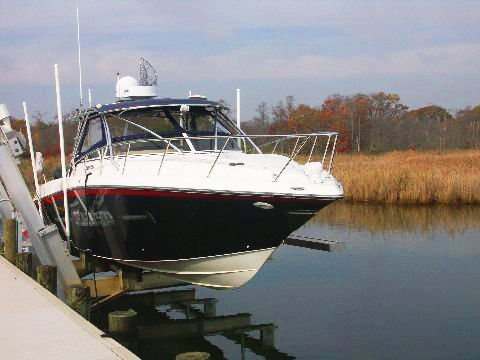 Fountain LX38 S/11209 2006 Fountain Boats for Sale