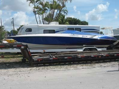Fountain Powerboats Executioner 35 2006 Fountain Boats for Sale