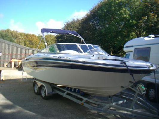 2006 four winns 220 horizon  1 2006 Four Winns 220 Horizon
