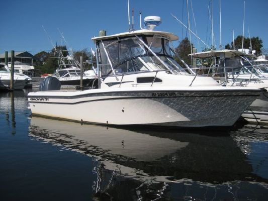Grady White Seafarer 228 2006 Fishing Boats for Sale Grady White Boats for Sale SpeedBoats