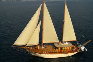 Greek Motor Sailer S/81101 2006 All Boats