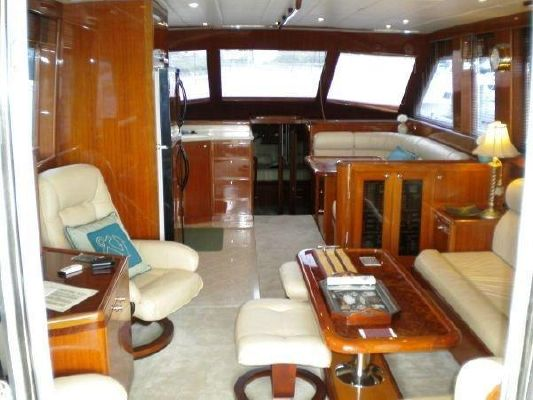 Hampton 560 Sedan Hull #5 2006 Sailboats for Sale