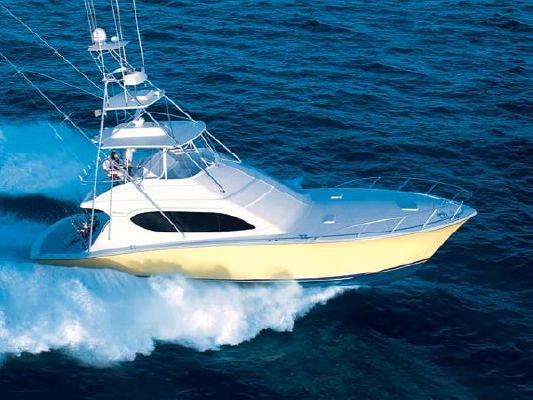 Hatteras 54 Convertible w/ Full Tower 2006 Hatteras Boats for Sale