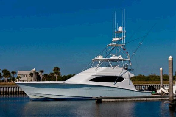 Hatteras Convertible 2006 Hatteras Boats for Sale