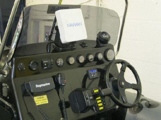 Humber Ribs Ocean Pro 6.3m 2006 All Boats