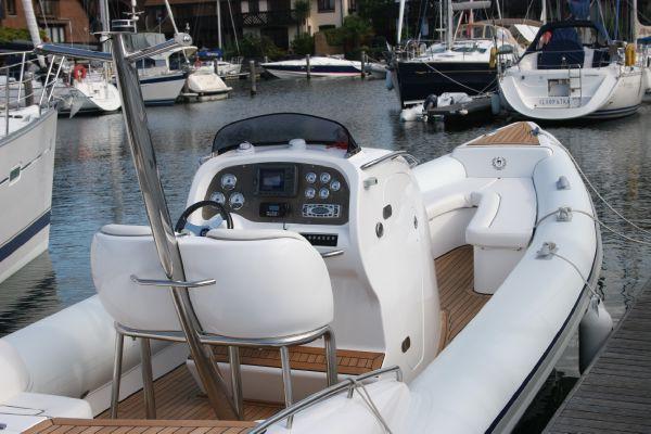 Hunton Powerboats 904 RIB 2006 All Boats