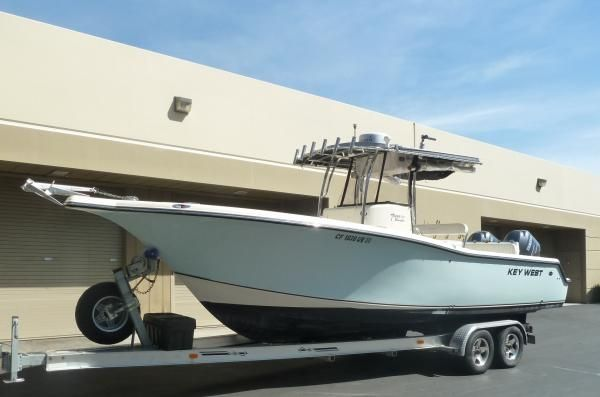 Key West 268 CC BLUEWATER 2006 Bluewater Boats for Sale Key West Boats for Sale
