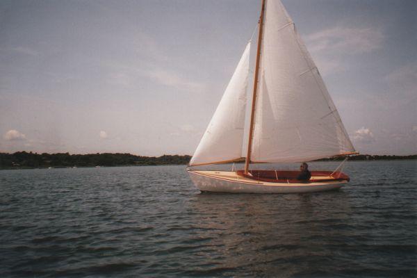 L. F. Herreshoff Buzzards Bay 14 2006 All Boats