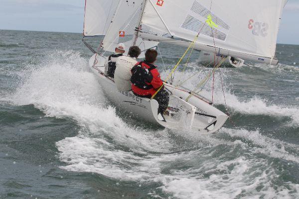Laser SB3 2006 All Boats