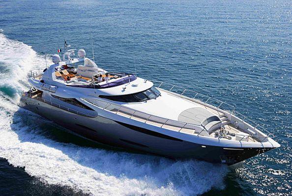 Leight Notika 108 2006 All Boats