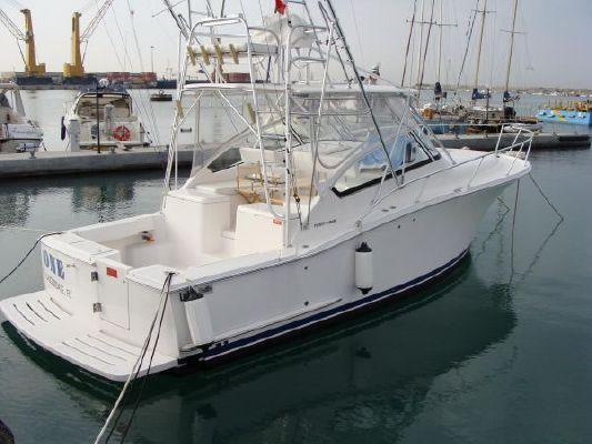 2006 luhrs express fisherman boats yachts for sale for Express fishing boats for sale