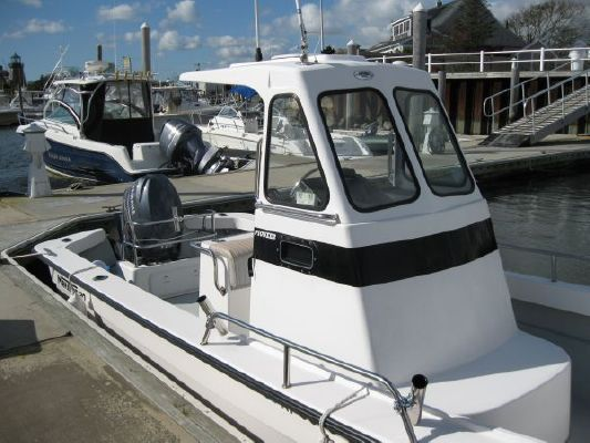 Maritime 20 Pioneer 2006 Skiff Boats for Sale