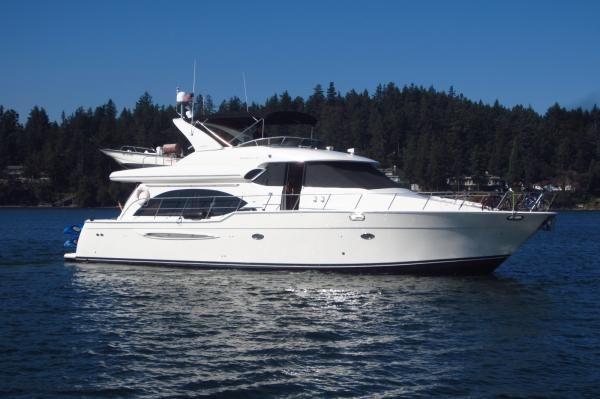 Meridian 580 Pilothouse 2006 Pilothouse Boats for Sale