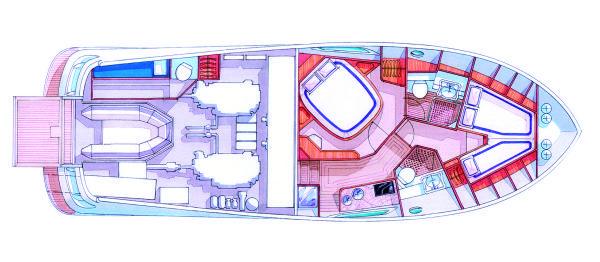 Mochi Craft Dolphin 44 2006 All Boats