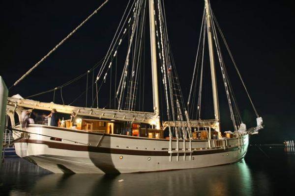 Modern Classic Gaff Schooner 2006 Schooner Boats for Sale