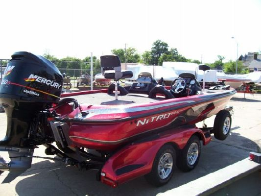 Nitro 929 CDX DC 2006 Nitro Boats for Sale