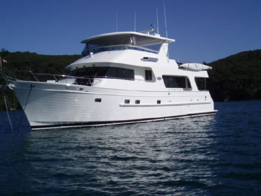 2006 outer reef 65 luxury motor yacht boats yachts for sale for Luxury motor boats for sale