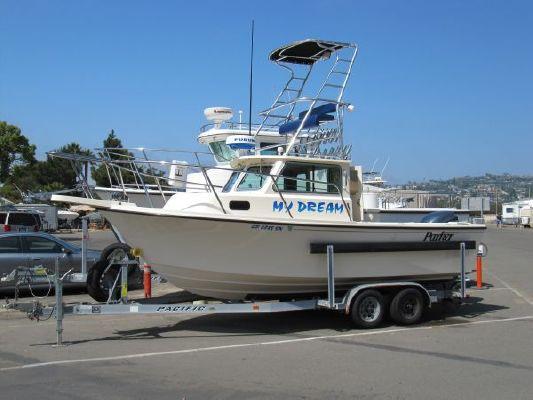 Parker 2120 Sport Cabin 2006 Motor Boats