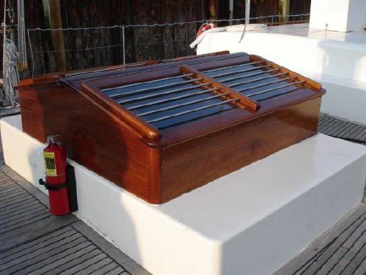 Passenger Schooner Solid Fiberglass 2006 Schooner Boats for Sale