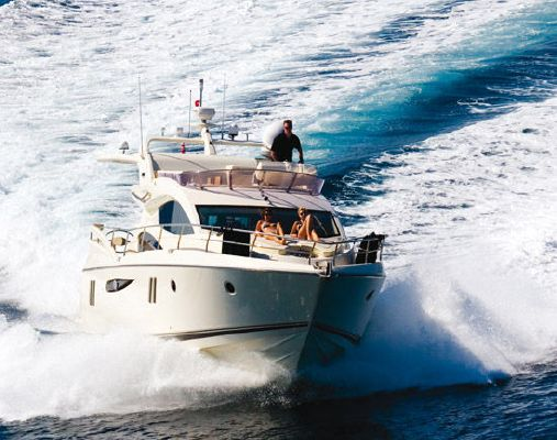 2006 pearl 50 luxury motor yacht boats yachts for sale for Luxury motor yachts for sale